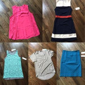 stitch fix july outfits