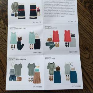 stitch fix july style card