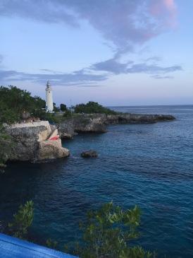 Neighboring lighthouse