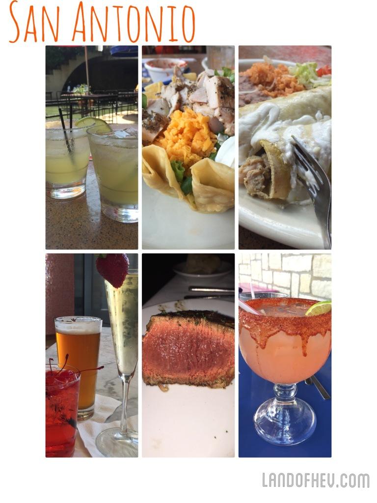 San Antonio Meals