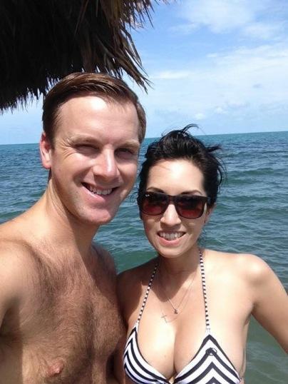 Happy couple!