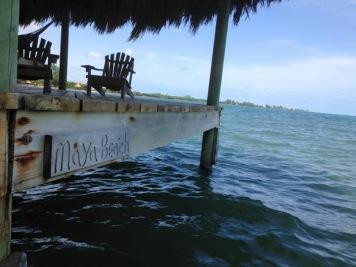 Maya Beach Pier