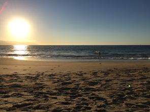 Beach in PVR