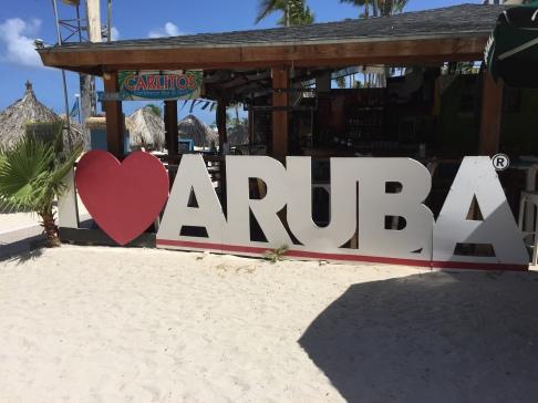 I <3 Aruba