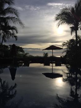 Infinity Pool views