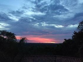 Sunset @ LADE
