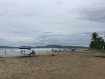 Beach in Tamarindo