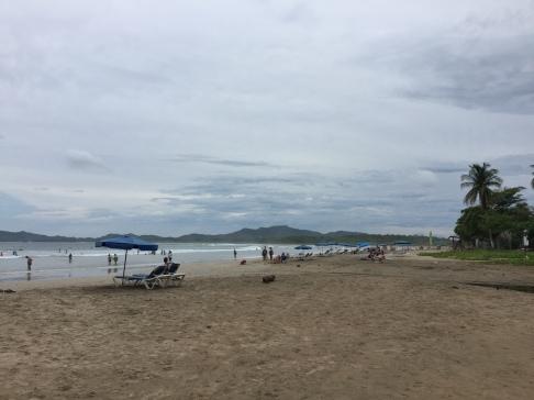 Beach in Tamarindo