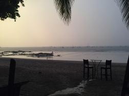 Rainstorm at the Beach