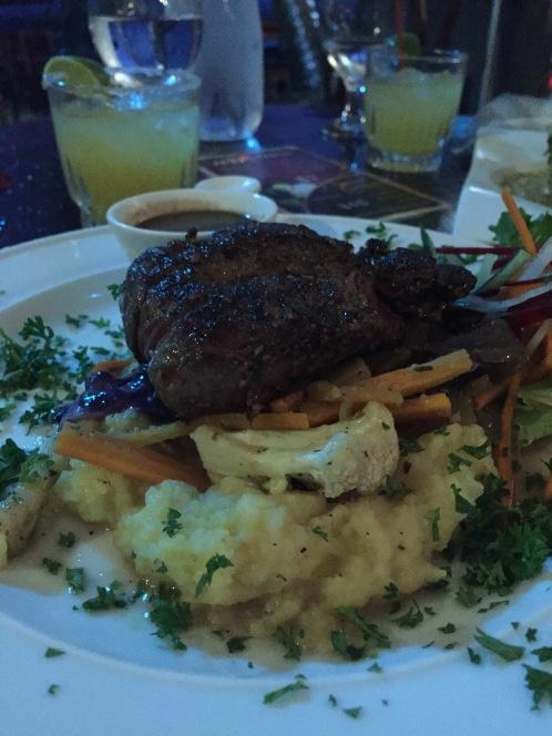 Dinner @ La Palapa