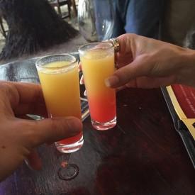 Drinks @ La Palapa