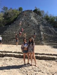 Ancient Pyramid @ Coba
