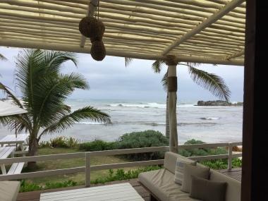 Views from the patio @ El Pez