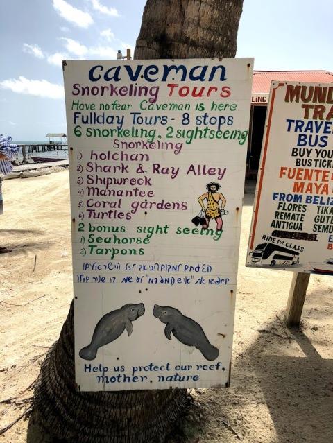 Caveman Snorkeling Tours