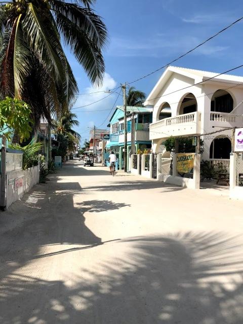 Quiet little streets