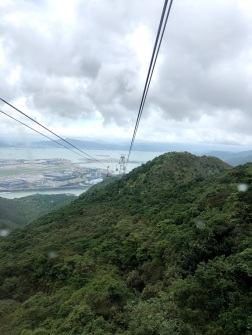 Cable Car to Ngong Ping Village